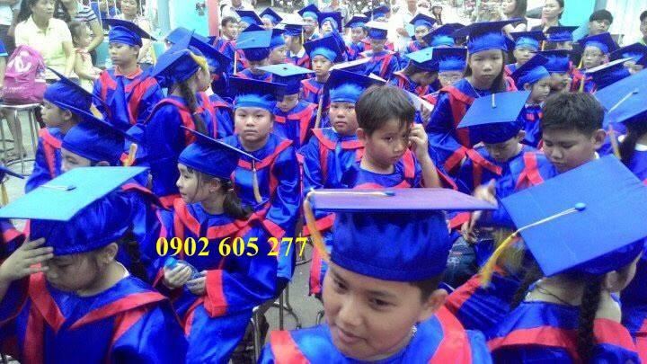 Đồ tốt nghiệp cấp 1 cho thuê – thue do tot nghiep cap 1