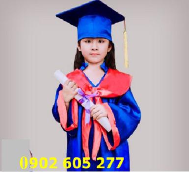 Thuê áo cử nhân cấp 1 – THUE AO CU NHAN CAP 1