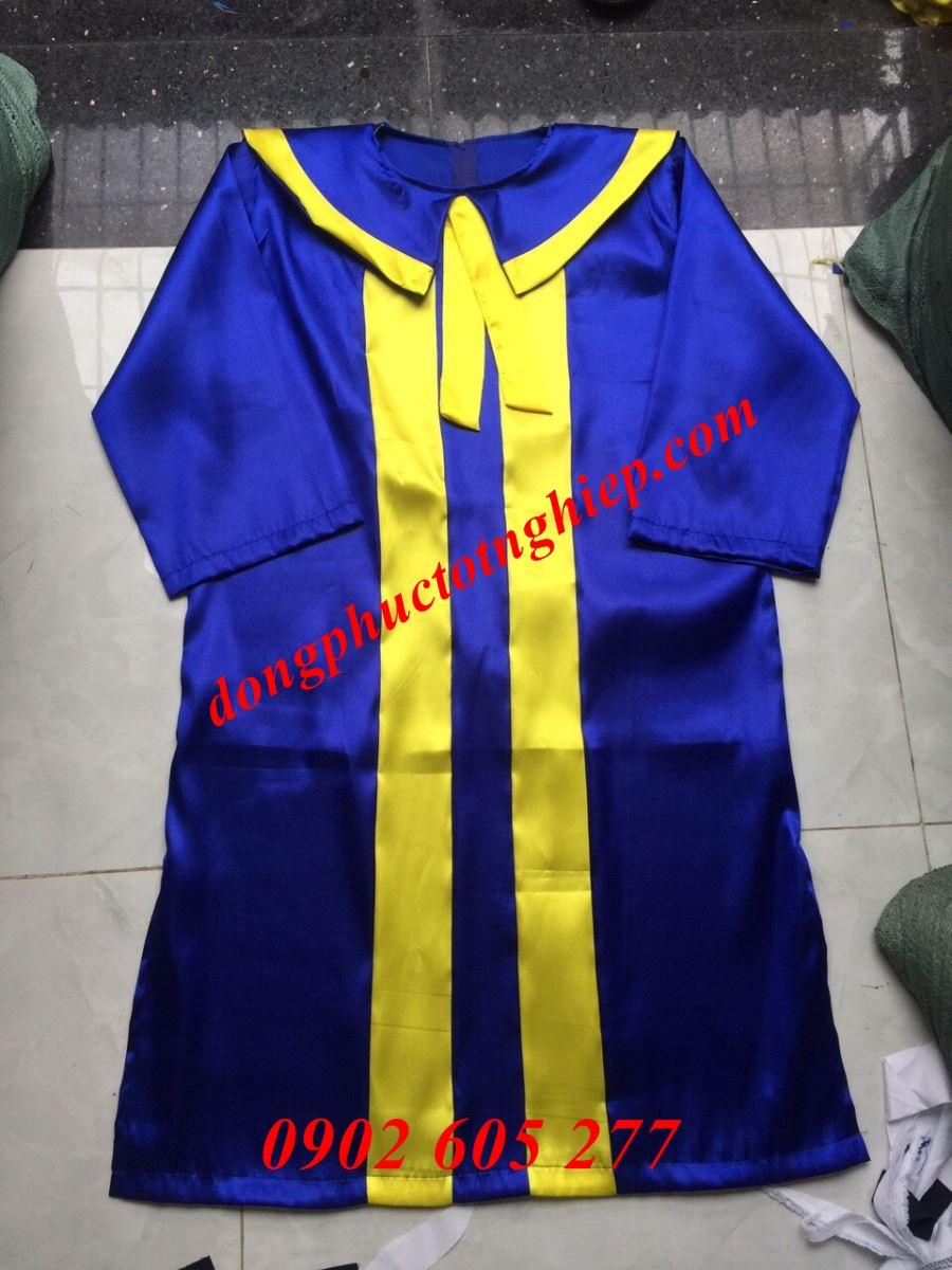 Mua áo tốt nghiệp cấp 2 giá rẻ tại sài gòn