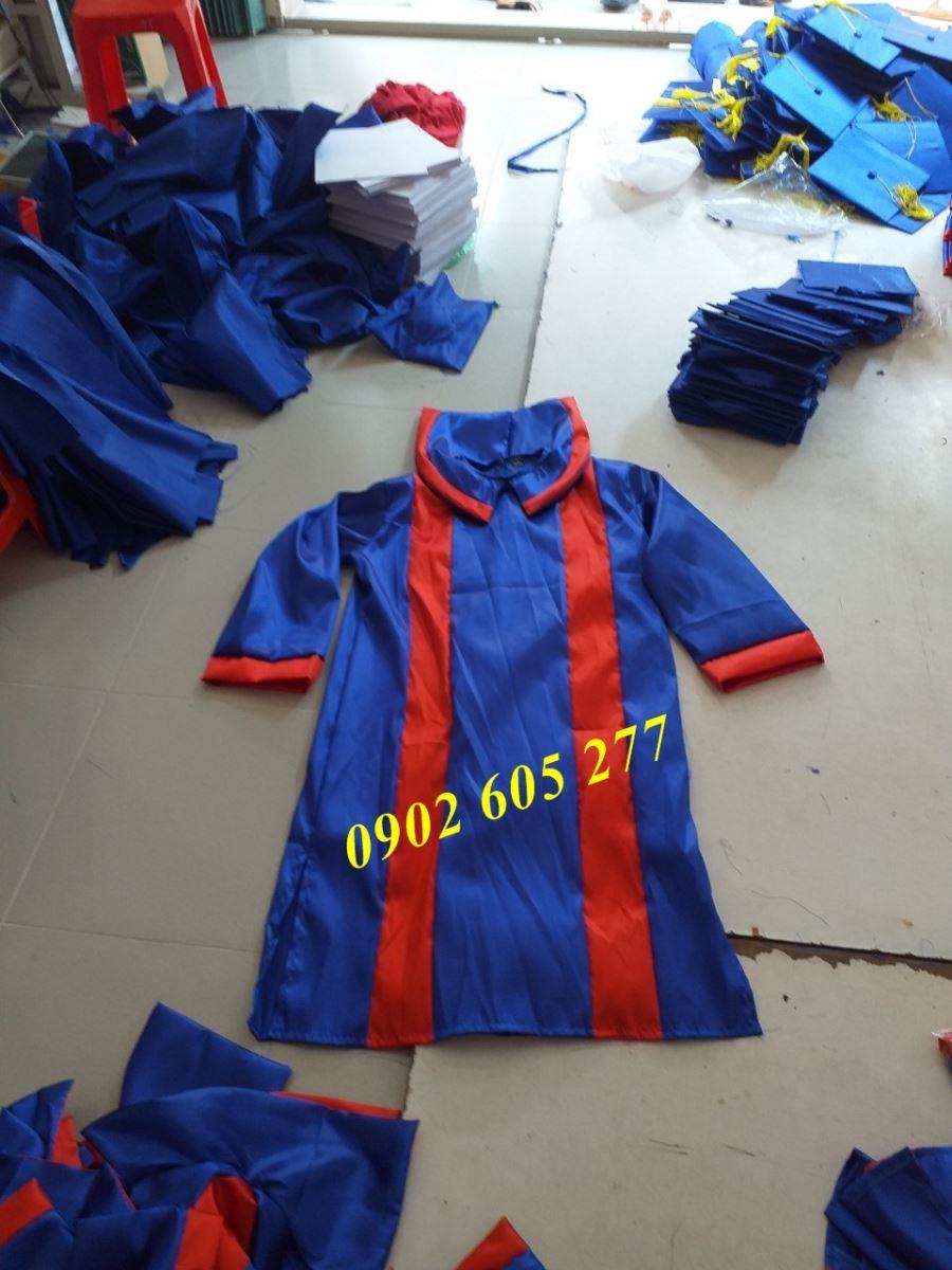 Thuê áo cử nhân cho học sinh cấp 1 – ao cu nhan cap 1
