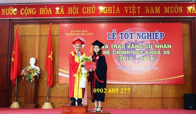 Cần thuê lễ phục tốt nghiệp cấp 2 tại Hóc Môn
